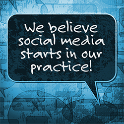 We Use Social Media To Better Serve You